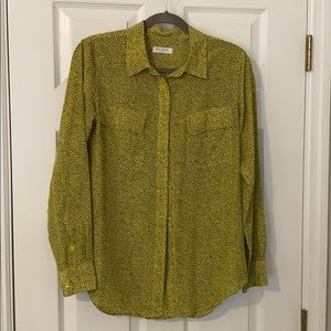 Silk Equipment Button Down Shirt
